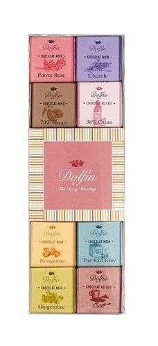 Box of gourmet squares - DOLFIN
