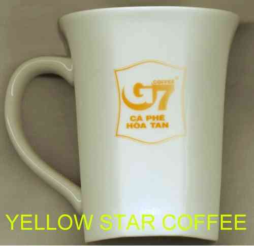G7 Coffee Mug 250 ml