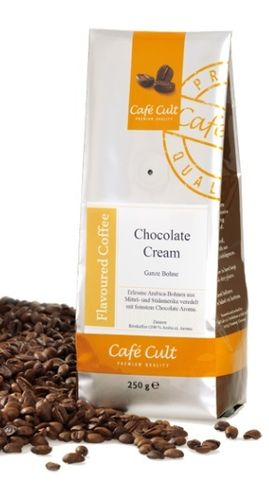 flavoured coffee chocolate - ground