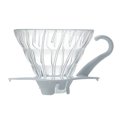 Hario V60 - glass coffee dripper - 1 cup