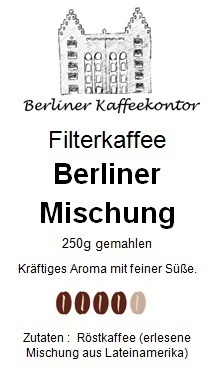 Cilio Filter Kaffee - Starter-Set