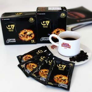 G7 Instant Kaffee 2in1 15 Portionen a´ 16g