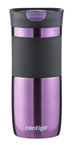 Contigo Byron travel mug - 470 ml - purple