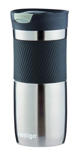 Contigo Byron travel mug - 470 ml - silver